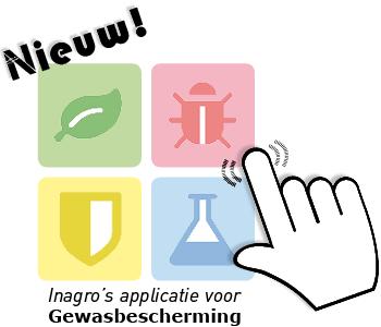 Inagro gewasbeschermings APP